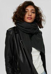 edc by Esprit - Foulard - black - 1