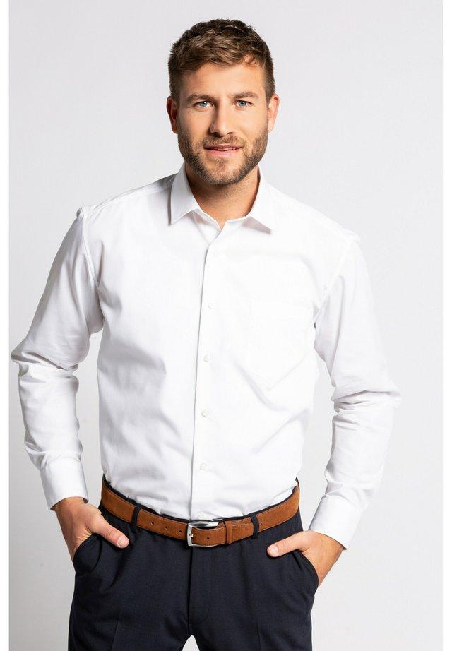 Kostymskjorta - blanc