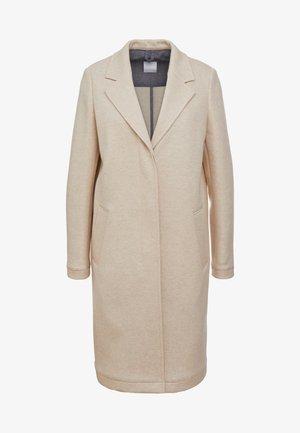 OCOMFY - Płaszcz wełniany /Płaszcz klasyczny - open white