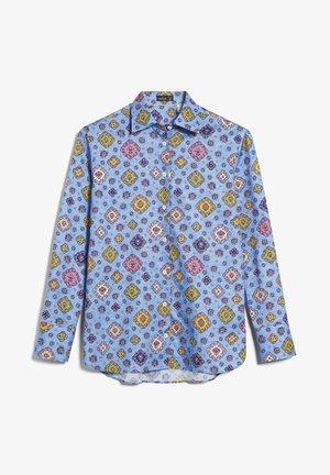 PRINCES PBMA - Button-down blouse - blau
