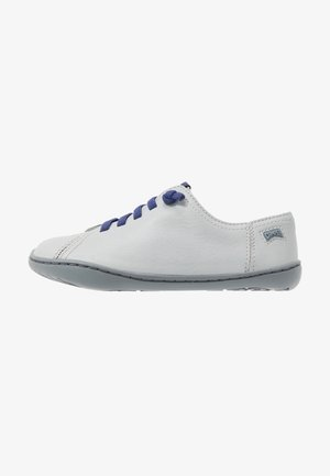 PEU CAMI KIDS - Casual lace-ups - light grey
