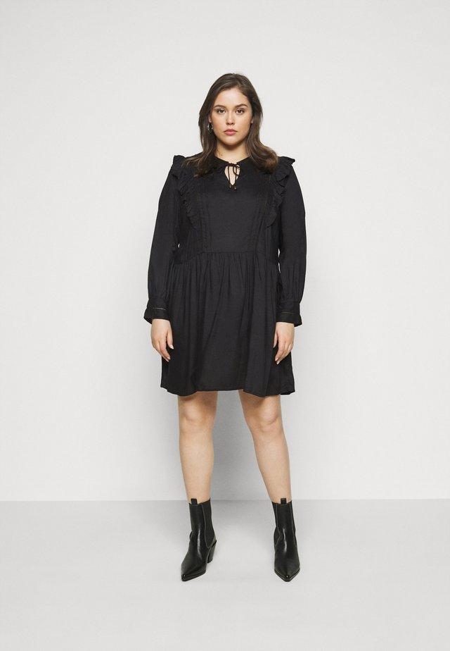 CARWANDA DRESS - Vapaa-ajan mekko - black
