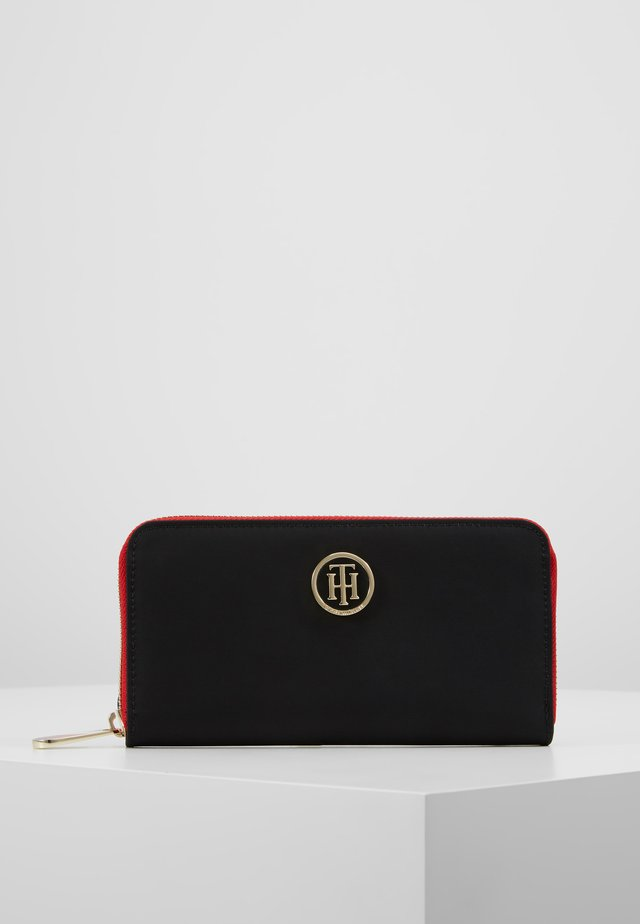 POPPY WALLET - Portfel - black