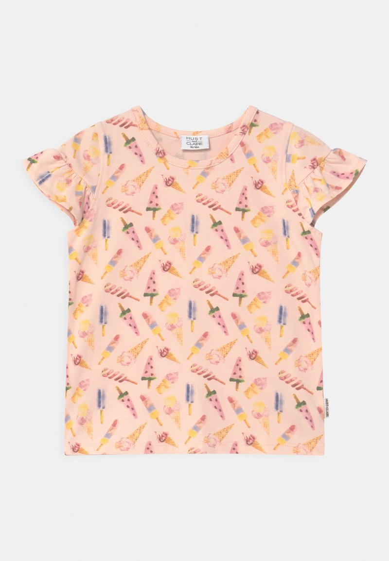 Hust & Claire - AGINES  - Print T-shirt - light pink