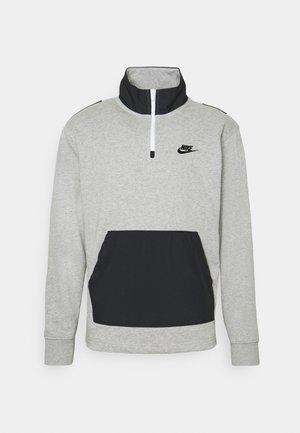 Sweatshirts - grey heather/black