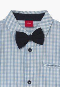 s.Oliver - LANGARM - Shirt - light blue - 4