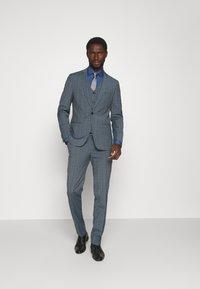 Viggo - NOAH 3PCS SUIT - Kostym - mid blue - 1