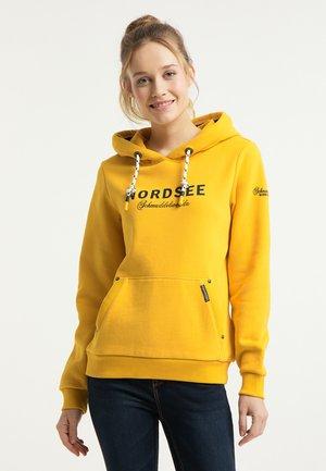 NORDSEE - Hoodie - senf