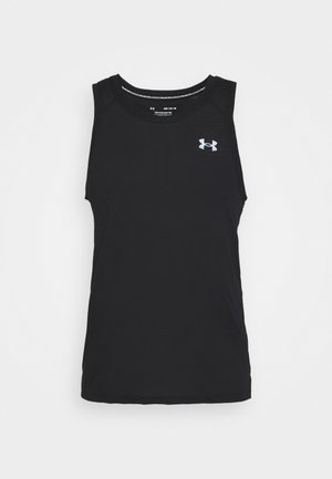 STREAKER SINGLET - Koszulka sportowa - black