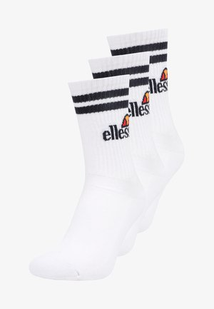 PULLO 3 PACK - Chaussettes - white