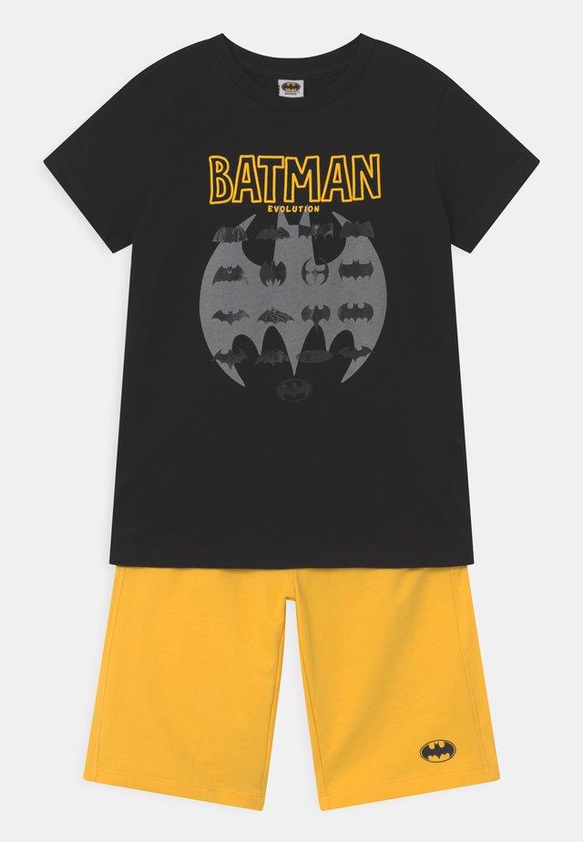 BATMAN SET - T-shirt print - black beauty