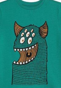 Friboo - Print T-shirt - emerald - 3