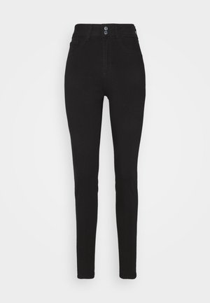 SHAPE UP - Trousers - jet black