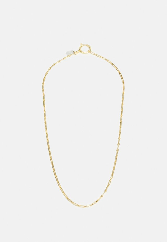 NICOLE NECKLACE - Ketting - gold-coloured