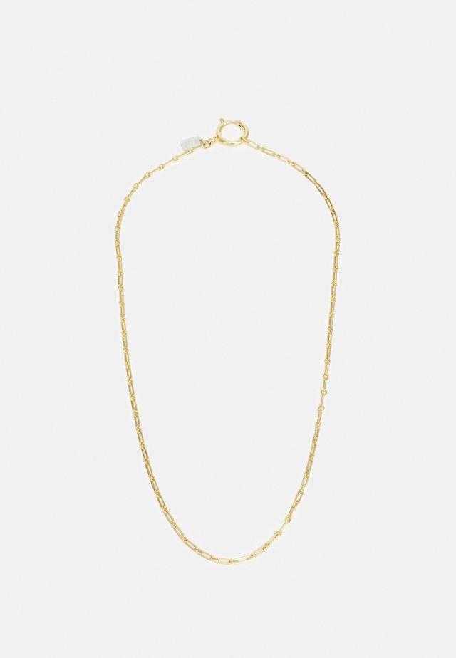 NICOLE NECKLACE - Collana - gold-coloured