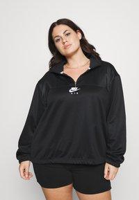 Nike Sportswear - AIR - Sweatshirt - black/white - 0