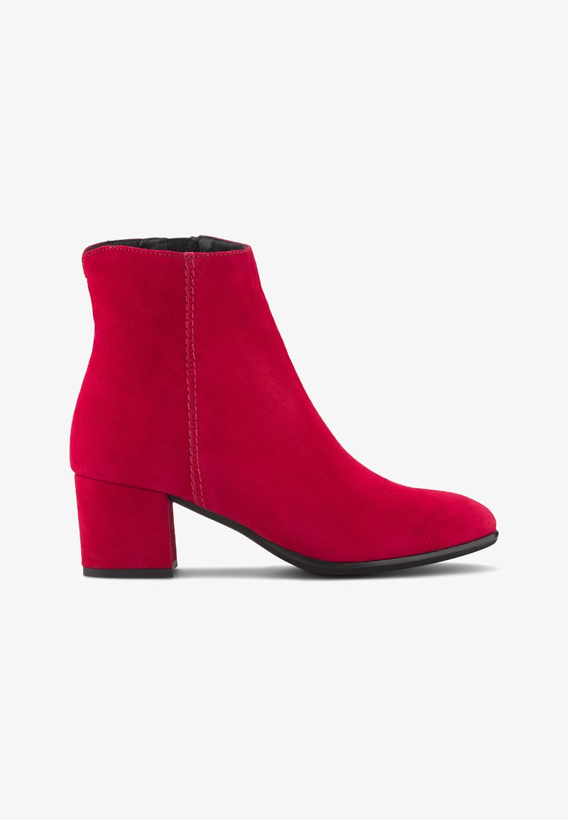 Belmondo - Classic ankle boots - rot
