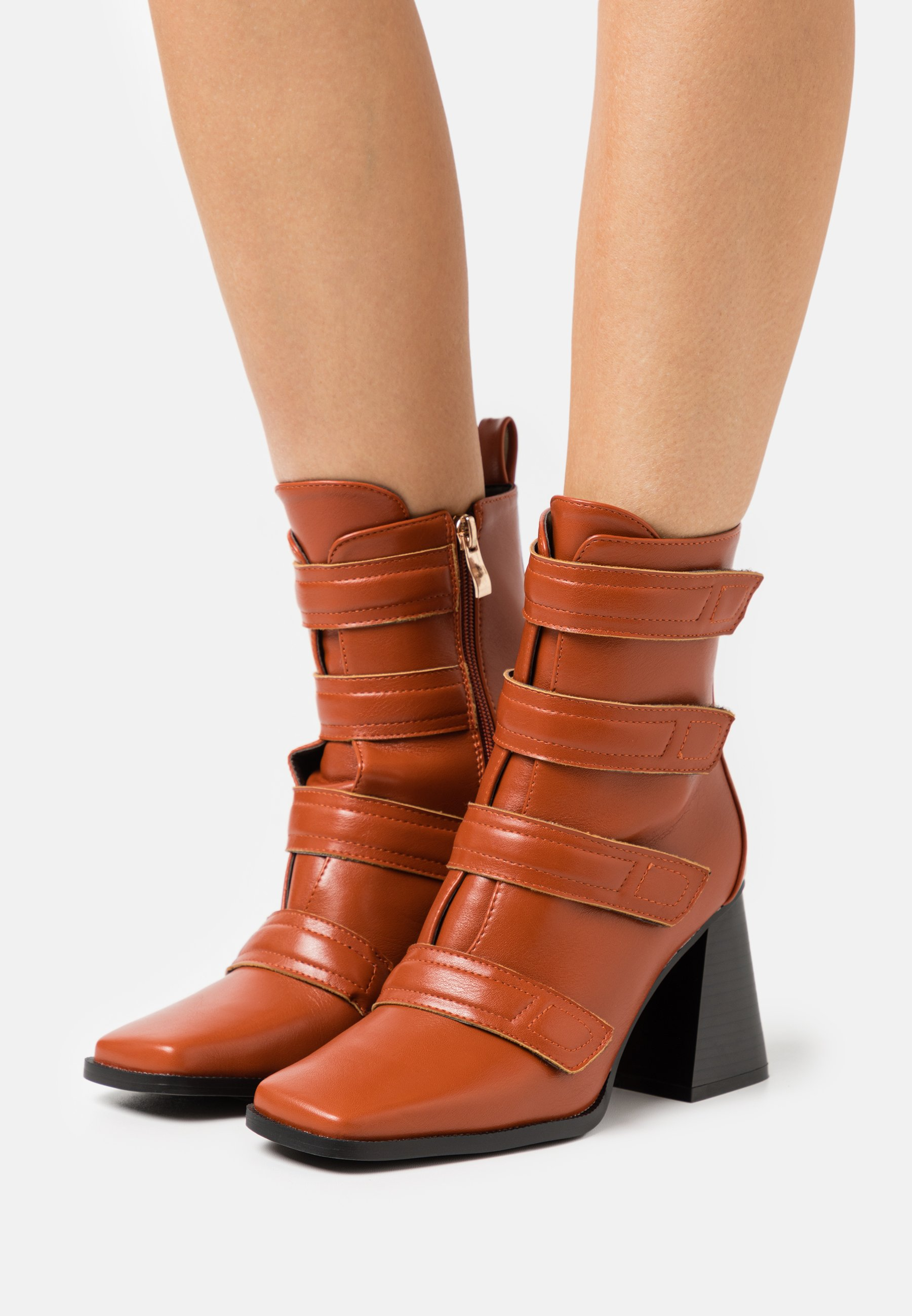 Women AILEEN - High heeled ankle boots