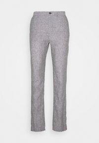 Springfield - PANT TEXTURAS - Trousers - dark grey - 4