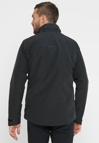 Mammut - TROVAT - Hardshell jacket - black - 4
