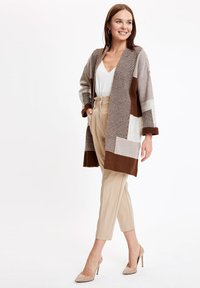 DeFacto - Cardigan - brown - 1