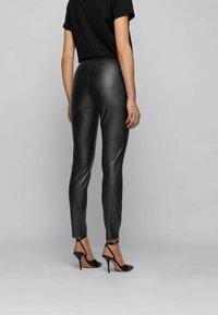 BOSS - C_TRATONA - Trousers - black - 2