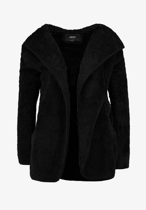 ONLNEW CONTACT HOODED - Veste légère - black