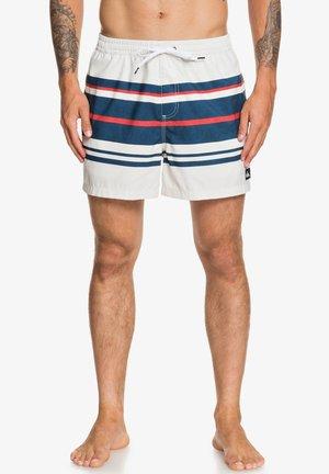 SUNSET - Swimming shorts - snow white