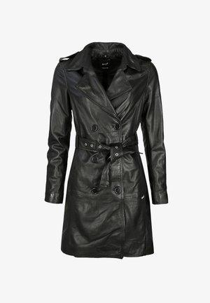 CULIMA - Trenchcoat - black