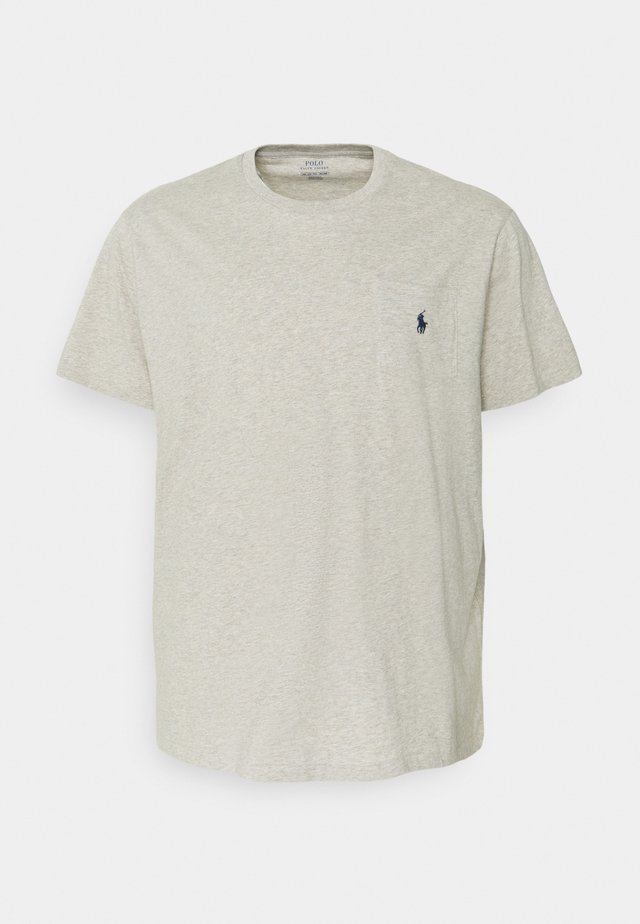 CLASSIC - T-shirt basic - new grey heather