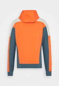 Nike Sportswear - HOODIE - Hoodie - electro orange/ash green/light bone/white - 1