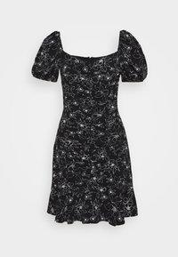 Mavi - PRINTED DRESS - Sukienka letnia - black - 6