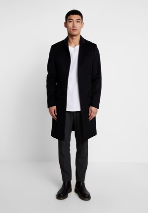 BIRDSTOW COAT - Classic coat - ink navy