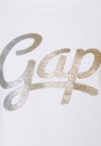 GAP - OMBRE - Sweatshirt - white - 2