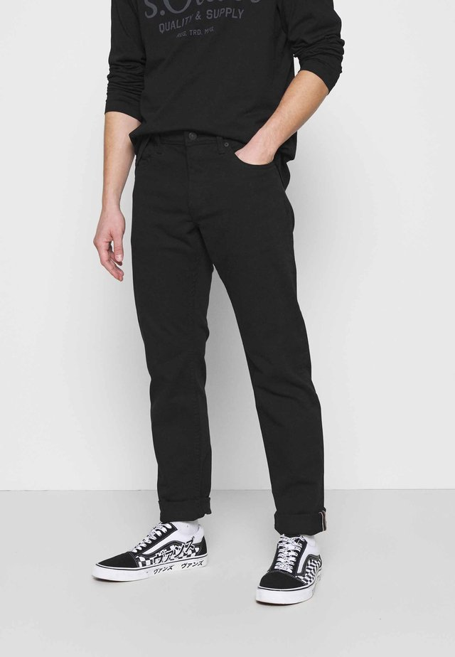 LANG - Jeans slim fit - black