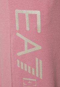 EA7 Emporio Armani - TROUSER - Tracksuit bottoms - pink - 5
