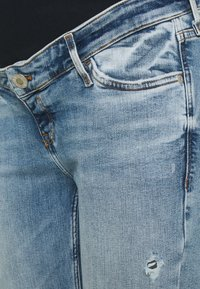 River Island Maternity - OVERBUMP AMELIE HAVANNAH - Jeans Skinny Fit - light auth - 2