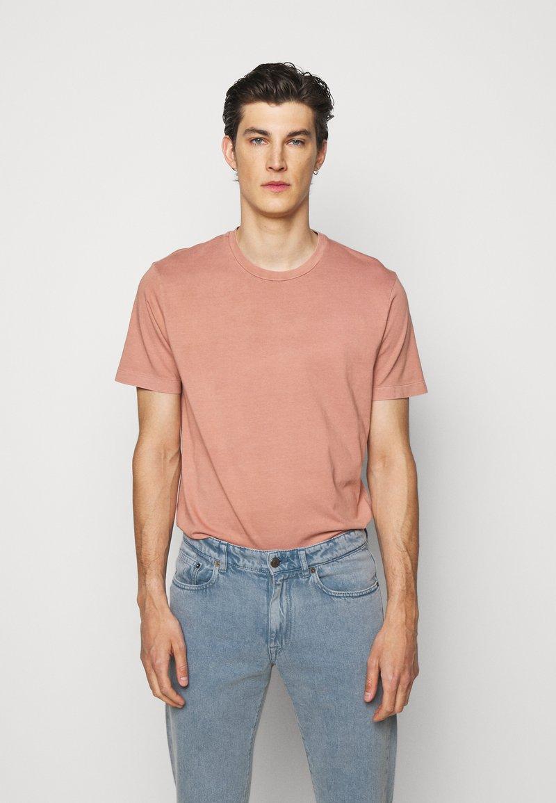 Boglioli - T-shirt basic - light red