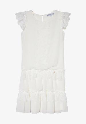 Cocktail dress / Party dress - milk white