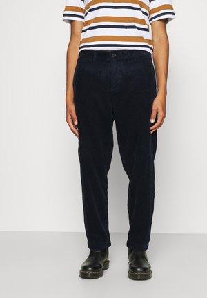 IKAROS - Pantalon classique - navy blazer