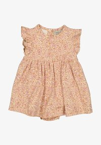 Wheat - Day dress - moonlight flowers - 0