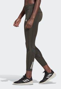 adidas Performance - RESPONSE AEROREADY SPORTS RUNNING LEGGINGS - Leggings - legear - 2