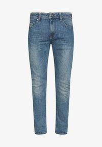 Diesel - LARKEE - Straight leg jeans - light blue denim - 3