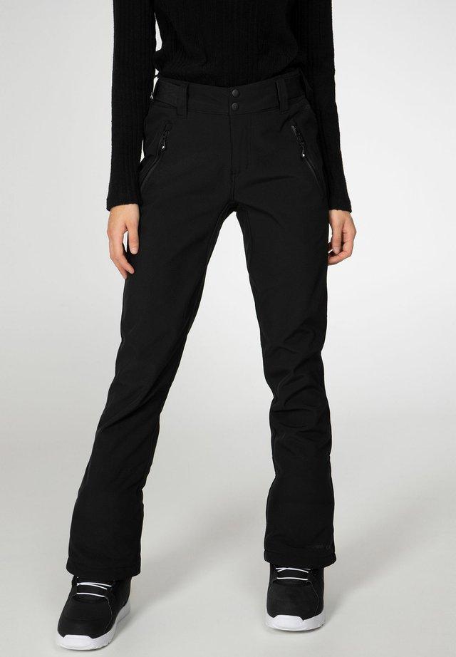 TUXEDO - Pantalon de ski - true black