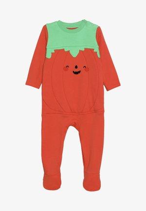 BABY PUMPKIN - Sleep suit - orange