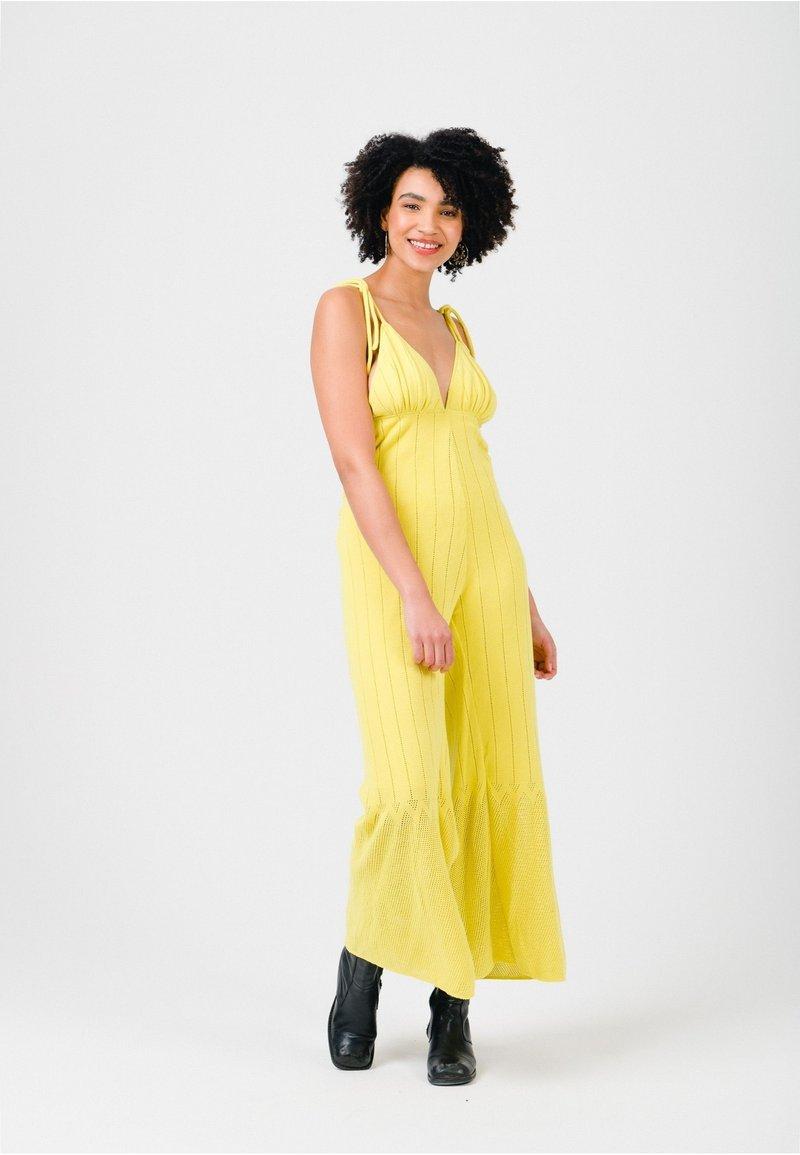 Solai - SUNSHINE - Jumpsuit - yellow