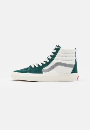 SK8 UNISEX - High-top trainers - bistro green/marshmallow