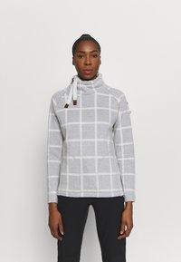 Luhta - HAUKKALA - Sweatshirt - light grey - 0
