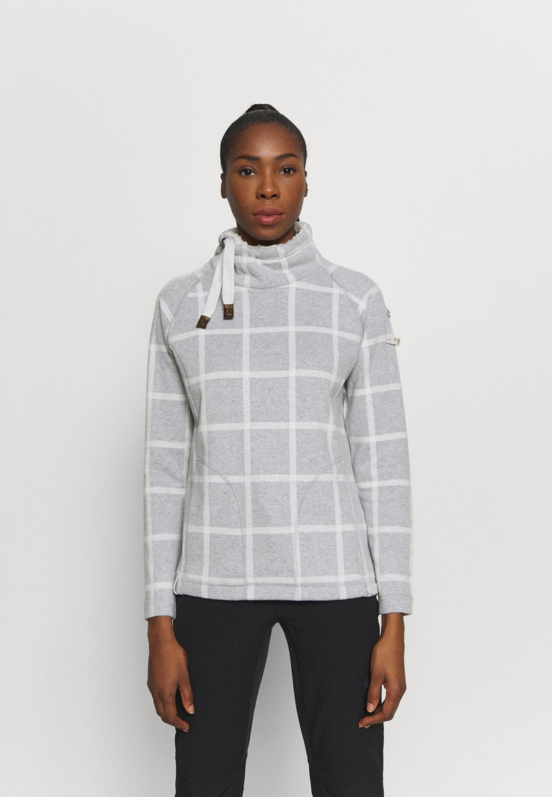 Luhta - HAUKKALA - Sweatshirt - light grey