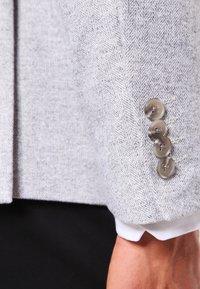 Pier One - Blazer jacket - light grey - 4